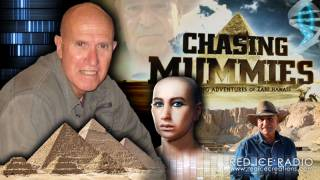 Tutankhamun's DNA, Zahi Hawass' Chasing Mummies, The Enlightenment & Scottish Rite Freemasonry