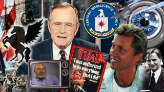 Pegasus Insider Speaks on CIA Assassinations, Iran-Contra & Drug Trafficking Cover-ups
