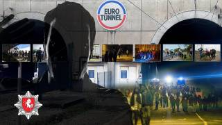 Eurotunnel Insider Speaks Out on Waves of Migrants