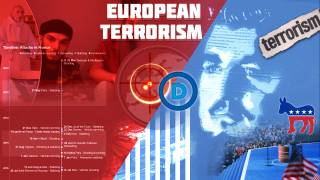 European Terror Wave & Disarray in the Democratic Party