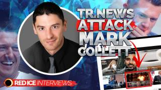 Mark Collett Attacked By Tommy Robinson's Crew