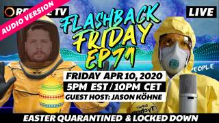 Easter Quarantined & Locked Down, With Jason Köhne - FF Ep71