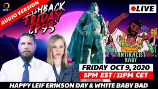 Happy Leif Erikson Day & White Baby Bad - FF Ep95