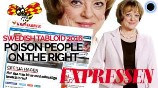 Swedish Paper Calls for the Extermination of People on the Right