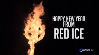 Happy New Year from Henrik & Everyone at Red Ice