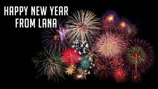 Happy New Year from Lana