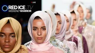 Red Ice Live - First Ever All Hijab Show at New York Fashion Week