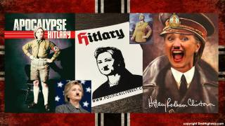 #Hitlary? A Comparison between Hitler & Hillary Clinton