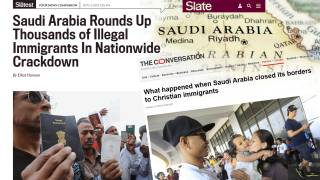 The West Needs Immigration Laws Like Saudi Arabia