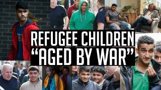 "UK Government Says ""Child"" Invaders Are ""Just Aged by War"""