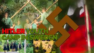 Red Ice Live - Revealed! Hitler Youth Camp Deep In the Swedish Forest