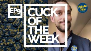 "Cuck of the Week - Ep8: Creator of ""Hello, New Swede. How Can I Help You?"" Welcome Button"