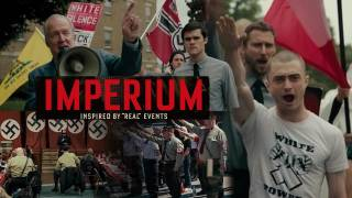 Red Ice Live - Movie Review: Imperium (Hollywood White Supremacy Neo-Nazi Entertainment)