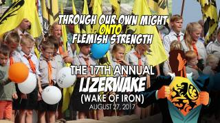 Ijzerwake (Wake of Iron): Highlights from Flemish Cultural Festival