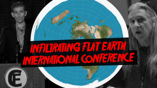 Infiltrating Flat Earth International Conference - Leftovers
