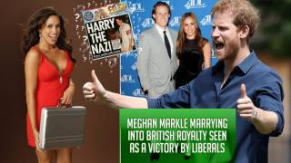 Half Black Meghan Markle Marrying Into British Royal Family Seen As Victory By Liberals