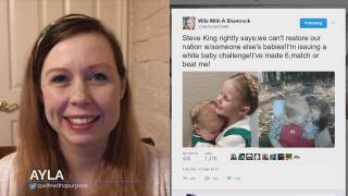 Woman Issued a White Baby Challenge, Gets Nothing but Hate