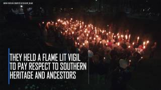 Alt-Right Defends Southern Heritage in Charlottesville, VA