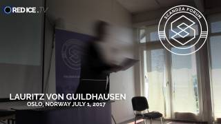 Scandza Forum Oslo, 2017 - Lauritz Von Guildhausen