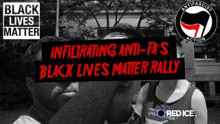 Infiltrating Antifa's Black Lives Matter Protest in Durham