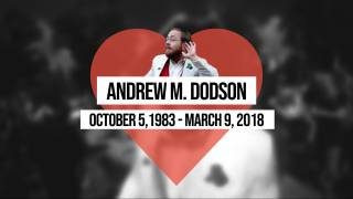In Memory of Andrew Dodson