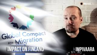 Global Compact for Migration: Impact on Finland - Impivaara