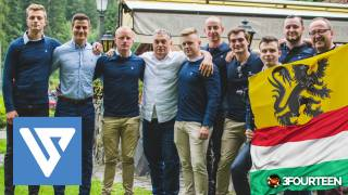 Flemish Nationalist Youth Meet Viktor Orban