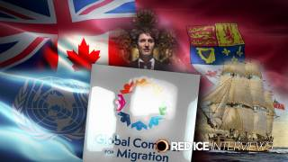 Trudeau Buying The Canadian Media & Selling Global Compact for Migration