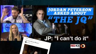 Jordan Peterson Is Asked About 'The JQ' At His NY Talk