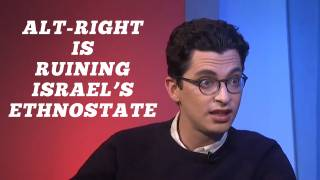 Young American Jews Question Israel's Ethnostate, After Alt-Right Call For A European One