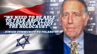 """We Need To Be Able To Talk About The Holocaust"" - Jewish Community Wants Free Speech Now"