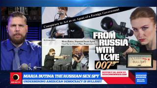 Maria Butina The Russian Sex Spy Undermining American Democracy Is Bullshit