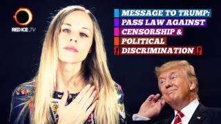 Message To Trump: Pass Law Against Censorship & Political Discrimination