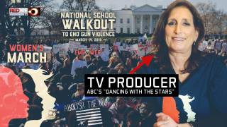 National School Walkout Organized by TV Producer From Women's March