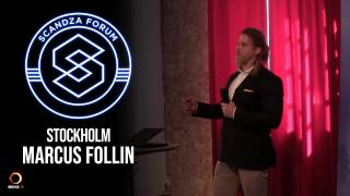 Scandza Forum Stockholm, 2018 - Introduction and Marcus Follin