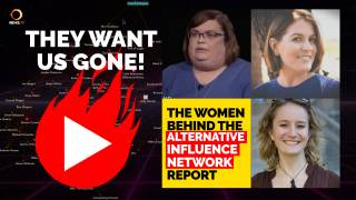 The Women Behind The Alternative Influence Network Report