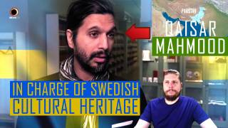 Sweden Has Handed Over Its Cultural Heritage to An Uneducated Foreigner