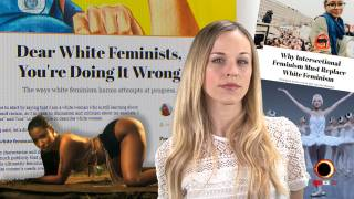 Intersectional Feminism Wages War On White Women