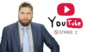 Why They Censor Us: YouTube Strike 2