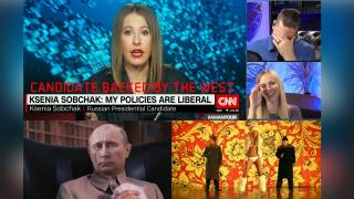 Putin Wins Russian Election, Liberal Media Freaks Out