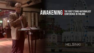 Awakening 2018: Greg Johnson