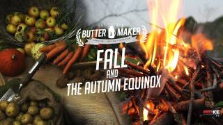 Fall and The Autumn Equinox - The Blonde Butter Maker