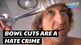 Bowl Cuts Are A Hate Crime