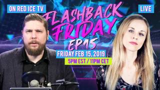 Flashback Friday - Ep15 - US Border Emergency, Smollett Hoax, EU Hubris & Diversity Adventures