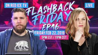 Flashback Friday - Ep16 - Bernie's Back, Smollett Gone, Tucker Stumped & Right-Wingers Banned
