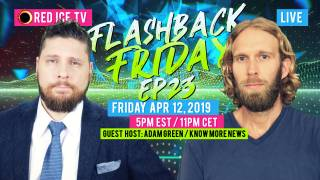 Flashback Friday - Ep23 - Hearings, Coincidences, Chats & Shutdowns