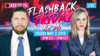 "Flashback Friday - Ep26 - Facebook Purge, Turncoats & ""Dying Of Whiteness"""
