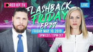 Flashback Friday - Ep27 - Trans Shooter,  Banned IRL & Ben Shapiro Meltdown