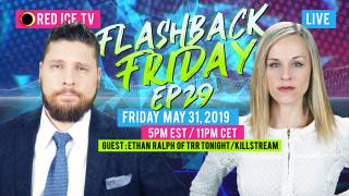 Flashback Friday - Ep29 - Notre Dame Restoration, Anti-White Politics, EuroWar, Guest Ethan Ralph