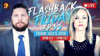 Flashback Friday - Ep33 - Gamer Girl Bath Water Sells Out & Ice Cream Liker Go To Jail